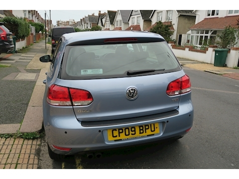 Golf S Tsi 1.4 5dr Hatchback Automatic Petrol