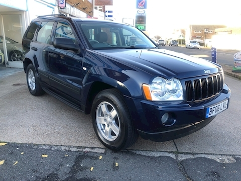 Jeep Grand Cherokee V6 Crd