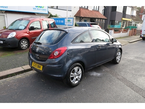 Corsa Energy Hatchback 1.2 Manual Petrol
