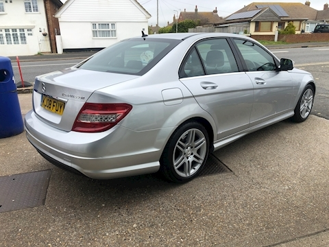 C Class C200 Kompressor Sport Saloon 1.8 Manual Petrol