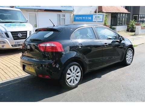 Rio 2 Hatchback 1.1 Manual Diesel
