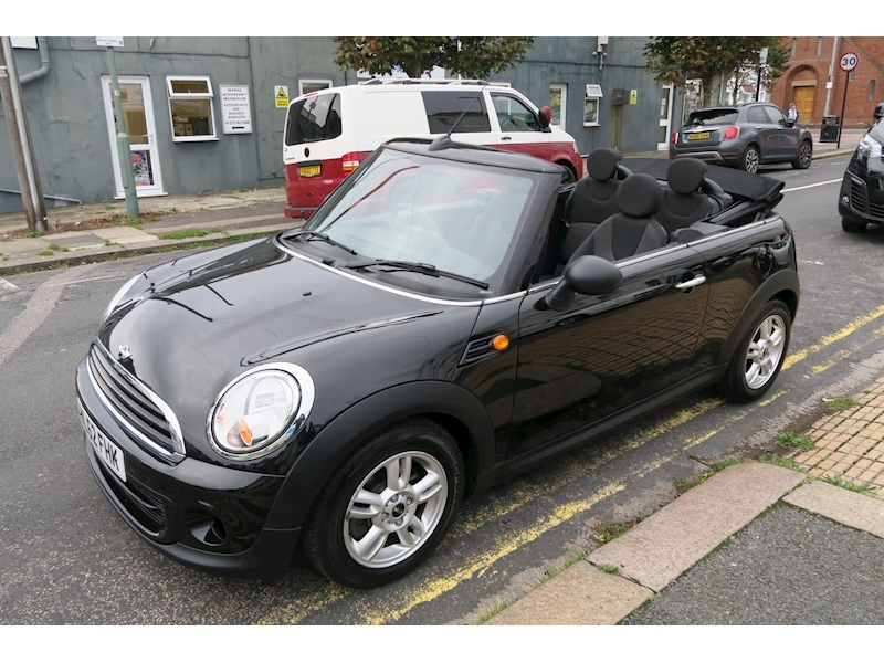 Convertible One Convertible 1.6 2dr Convertible Manual Petrol