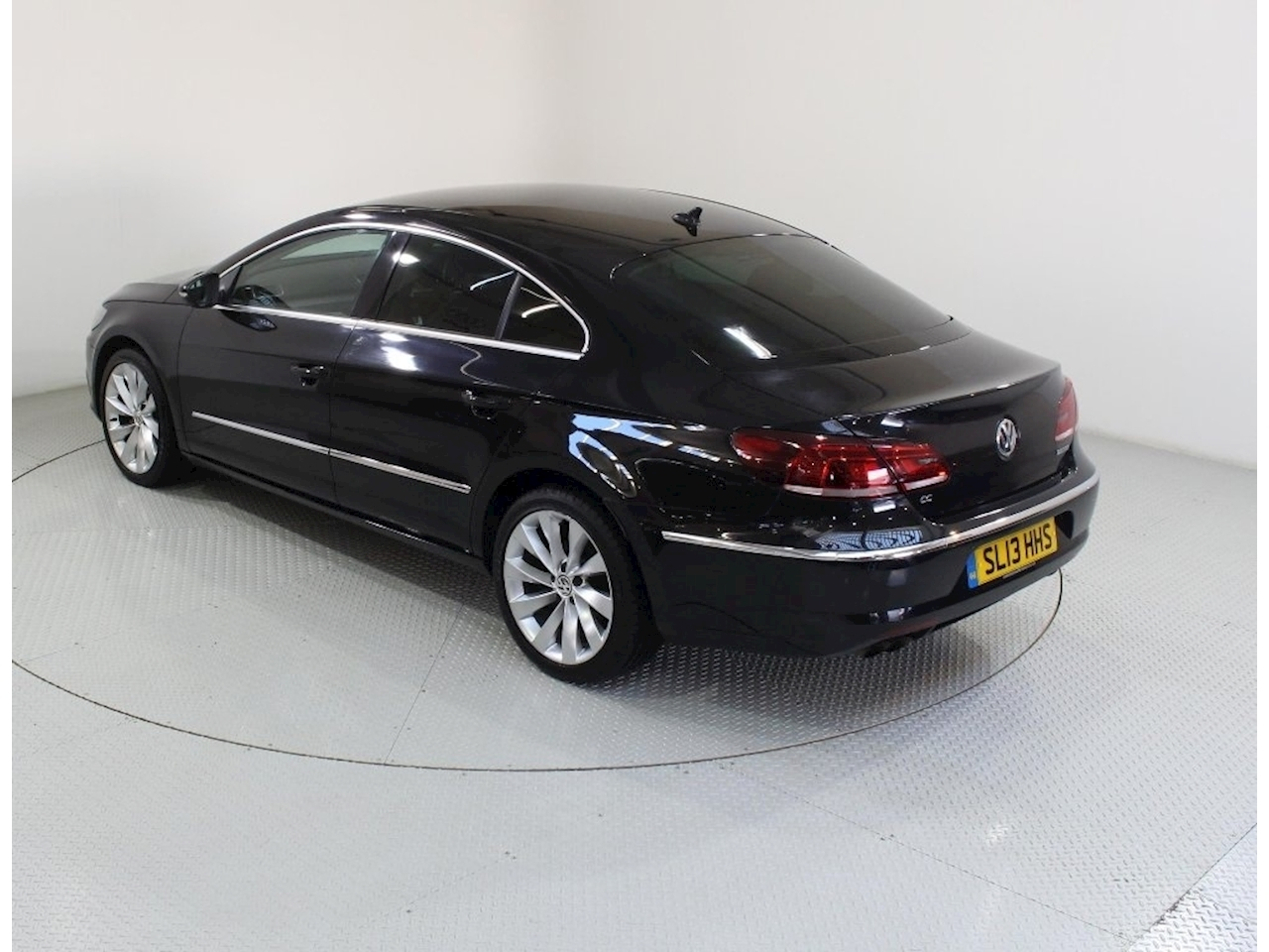 Volkswagen Cc Gt Tdi Bluemotion Technology Coupe 2.0 Manual Diesel