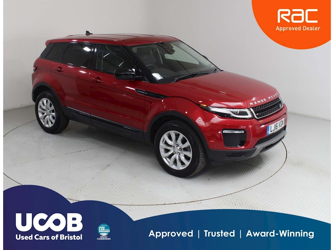 Land Rover Range Rover Evoque Td4 Se Tech Estate 2.0 Manual Diesel