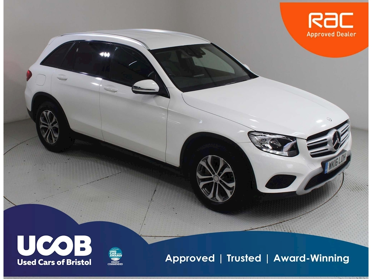 Mercedes-Benz Glc-Class Glc 220 D 4Matic Se Estate 2.1 Automatic Diesel