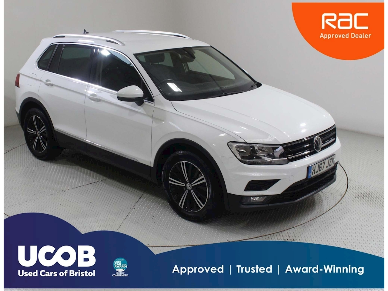 Volkswagen Tiguan Se Tdi Bmt Estate 2.0 Manual Diesel