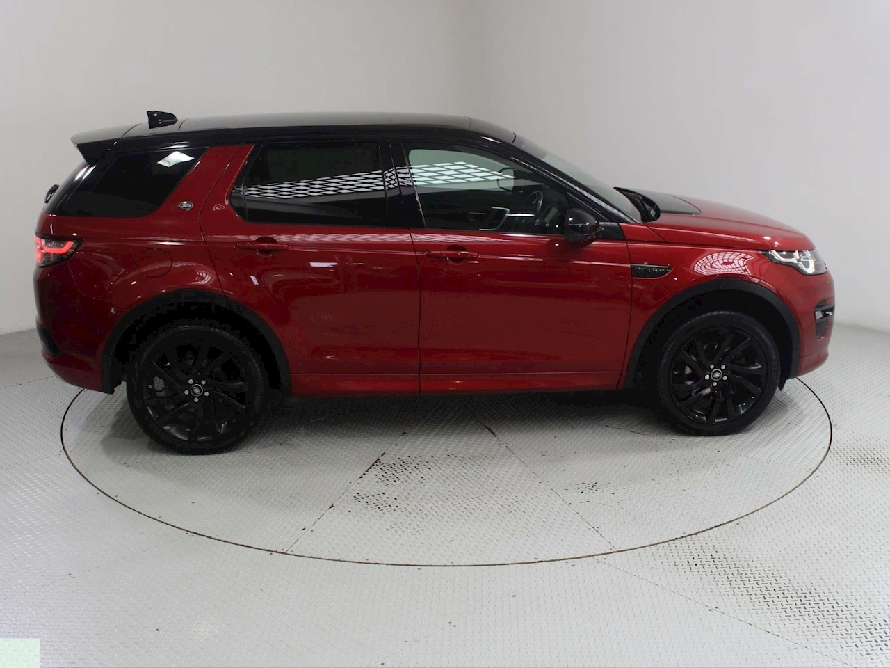 Land Rover Discovery Sport Td4 Hse Dynamic Lux Estate 2.0 Automatic Diesel