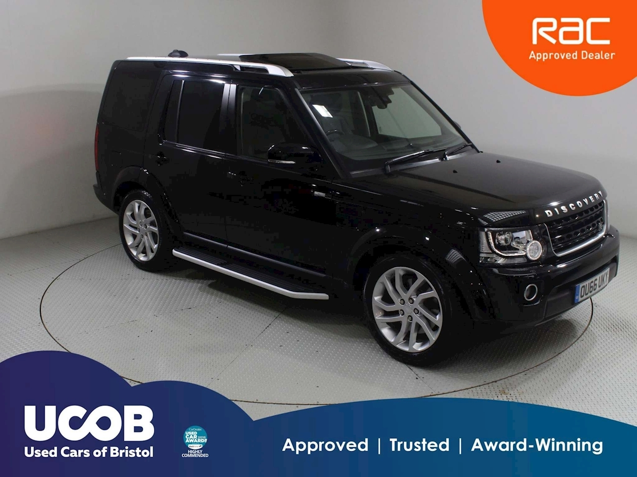 Land Rover Discovery Sdv6 Landmark Estate 3.0 Automatic Diesel