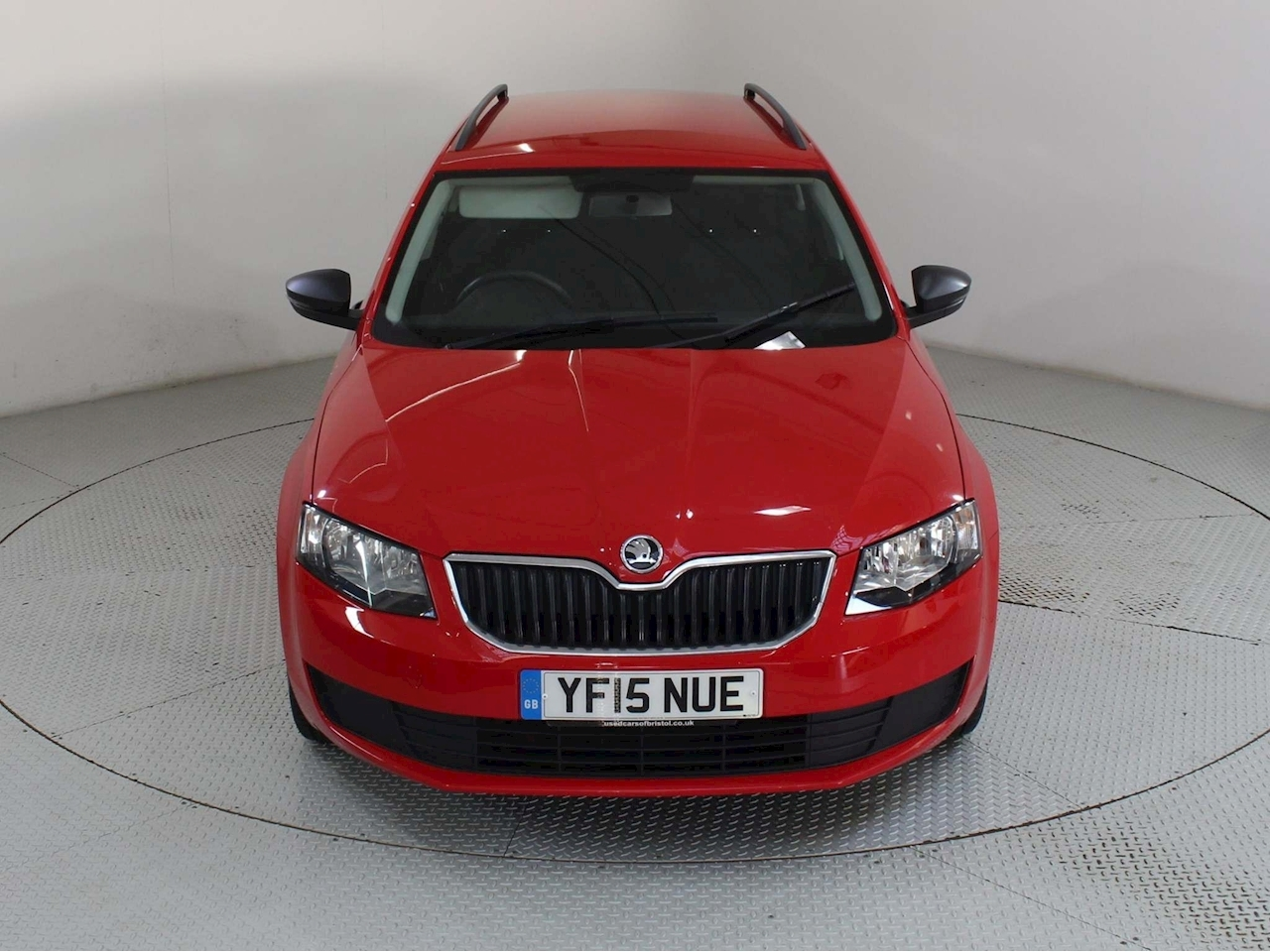 Skoda Octavia S Tdi Cr Estate 1.6 Manual Diesel