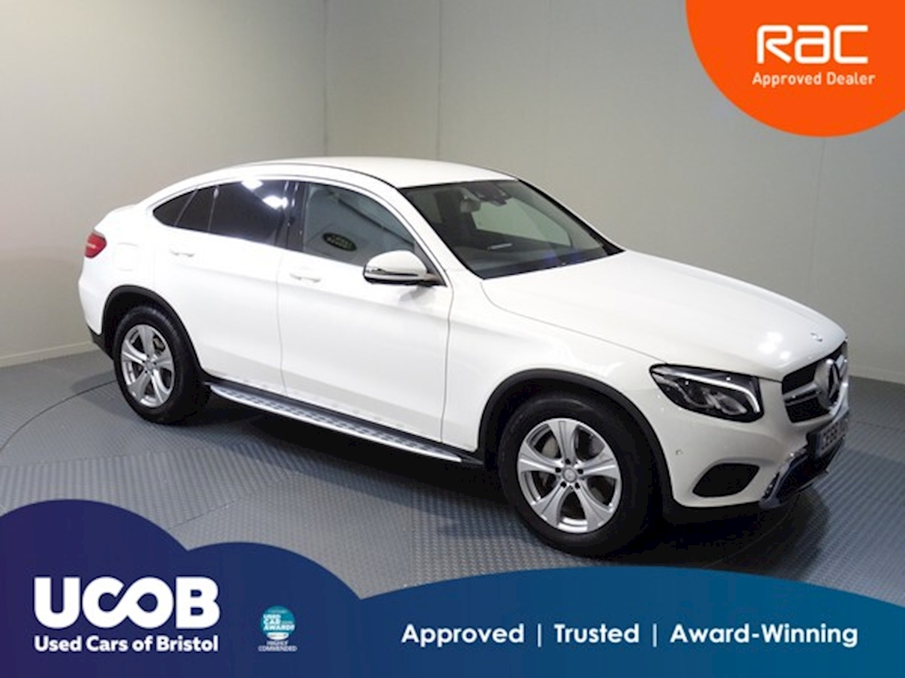 Mercedes-Benz Glc-Class Sport 2.1 5dr Coupe G-Tronic Diesel