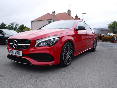 Cla Cla 220 D Amg Line Saloon 2.1 Automatic Diesel