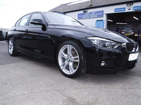 3 Series 320D Xdrive M Sport Saloon 2.0 Manual Diesel