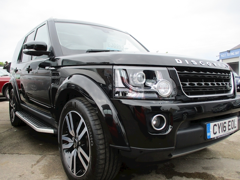 Discovery 4 Landmark 3 5dr SUV Automatic Diesel