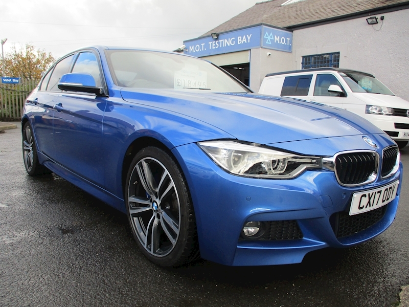 3 Series 330e M Sport Saloon Saloon 2.0 Automatic Petrol Plug-in Hybrid
