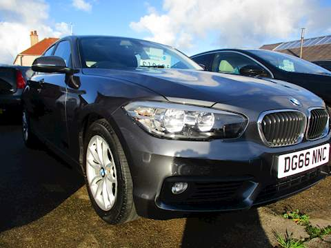 1 Series 116d ED Plus 5-Door 1.5 5dr 5 Door Sports Hatch Manual Diesel