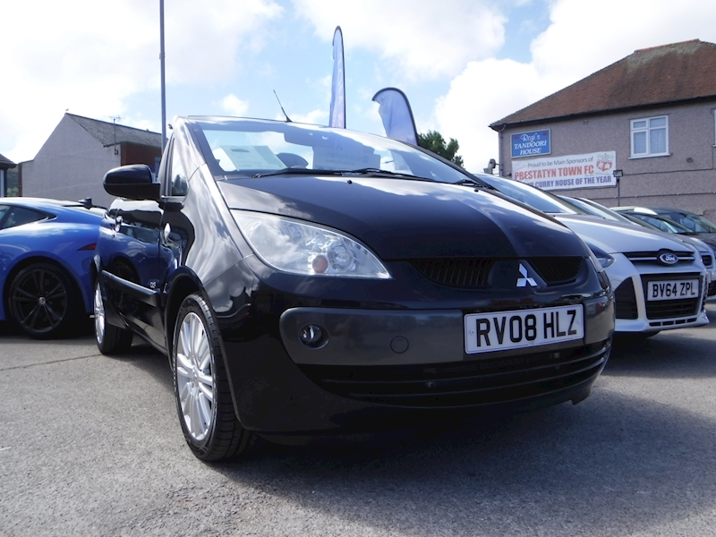 Colt Czc2 Convertible 1.5 Manual Petrol