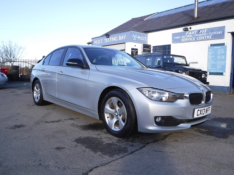 3 Series 320D Efficientdynamics Saloon 2.0 Manual Diesel