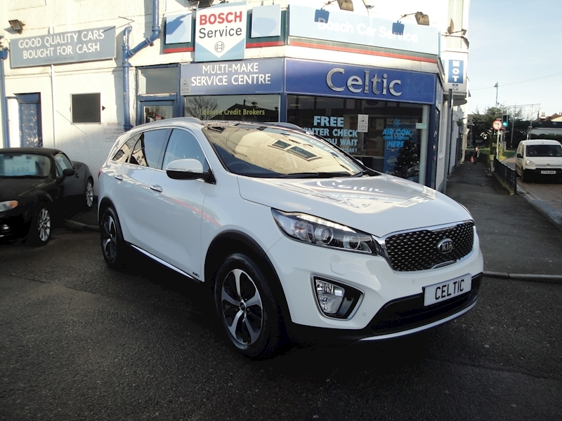 Sorento Crdi Kx-3 Isg Estate 2.2 Manual Diesel