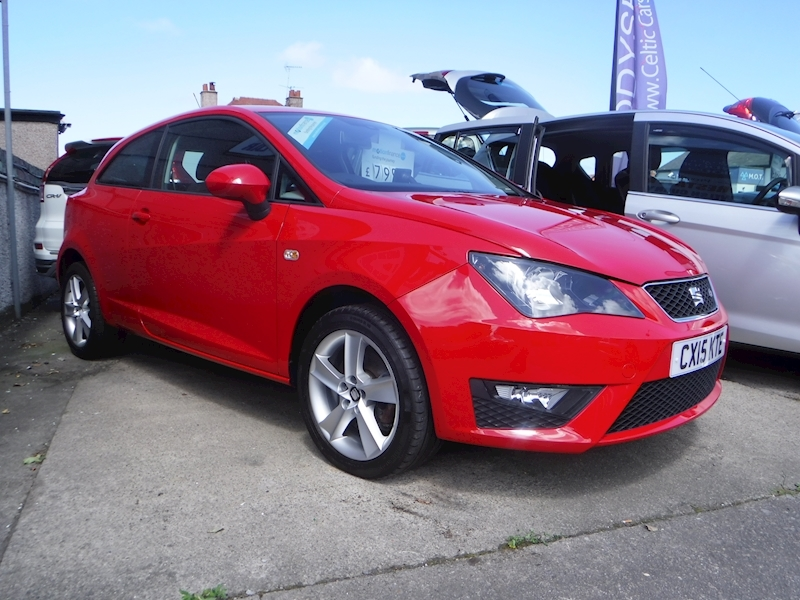 Ibiza Tsi Act Fr Hatchback 1.4 Manual Petrol