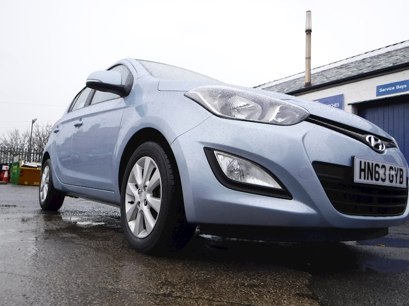 I20 Active Hatchback 1.4 Automatic Petrol