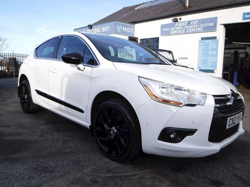Ds4 Hdi Dsport Hatchback 2.0 Manual Diesel