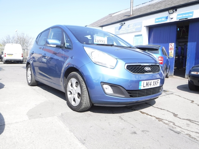 Venga 3 Sat Nav Ecodynamics Hatchback 1.6 Manual Petrol