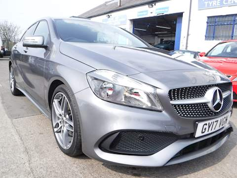 A-Class A 200 D Amg Line Hatchback 2.1 Automatic Diesel