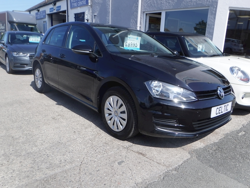 Golf S Tsi Bluemotion Technology Hatchback 1.4 Manual Petrol