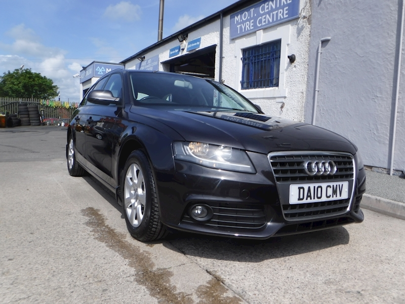 A4 Avant Tdi Dpf Estate 2.0 Manual Diesel