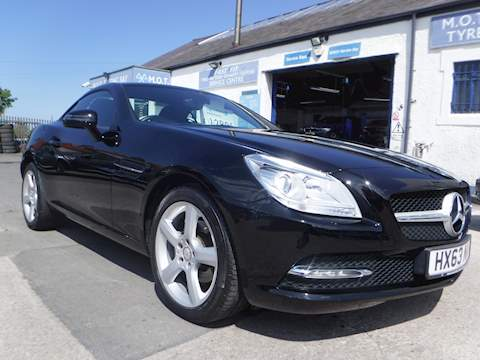 Slk Slk200 Blueefficiency Convertible 1.8 Manual Petrol