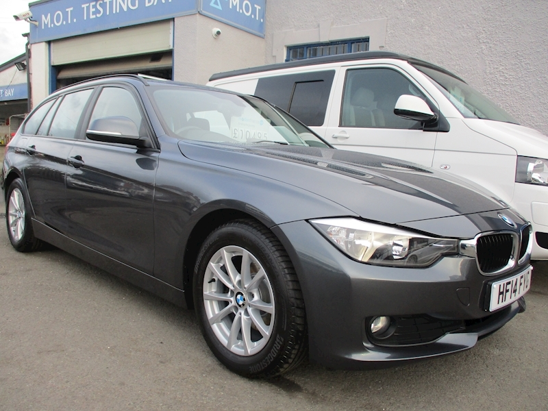 3 Series 320d Efficient Dynamics Business Touring 2.0 5dr Touring Manual Diesel