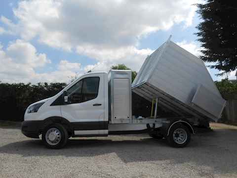 Ford Transit 350 L2 Toolpod Arb Tipper 2.0 170ps Euro 6 Six speed