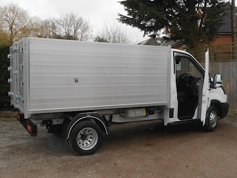 Ford Transit 350 L2 High sided Tipper 2.0 130ps Euro 6