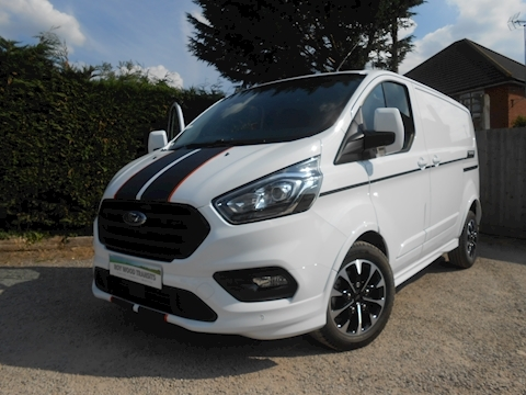 Ford Transit Custom Sport New Model 310 L1 H1 2.0 170ps Euro 6 Automatic van - ICE Pack 21