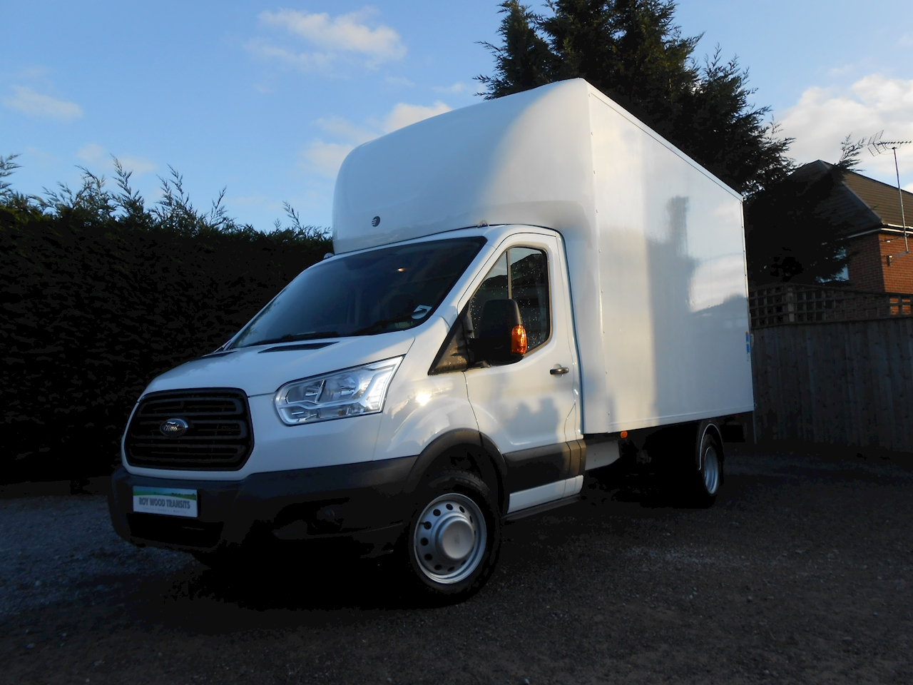 Used Ford Transit 350 L4 EF Lwb Luton Tail lift 2.0 130ps Euro 6 Six speed (2018) | Roy Wood ...