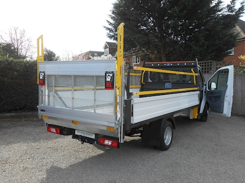 Ford Transit 350 L4 Lwb Plant spec Tail Lift Truck 2.0 170ps