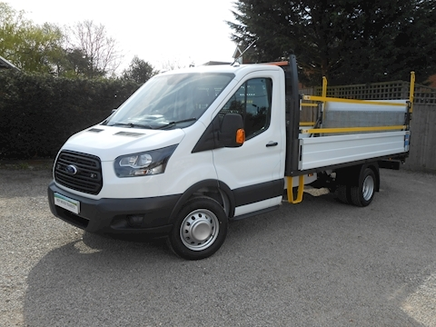 Transit 350 L4 Lwb Plant spec Tail Lift Truck 2.0 170ps 1997 2dr Dropside Six Speed Manual Diesel