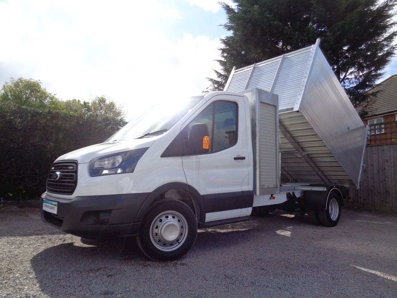 Used Ford Transit 350 L3 Toolpod Arb Alloy Tipper 2.0 ...