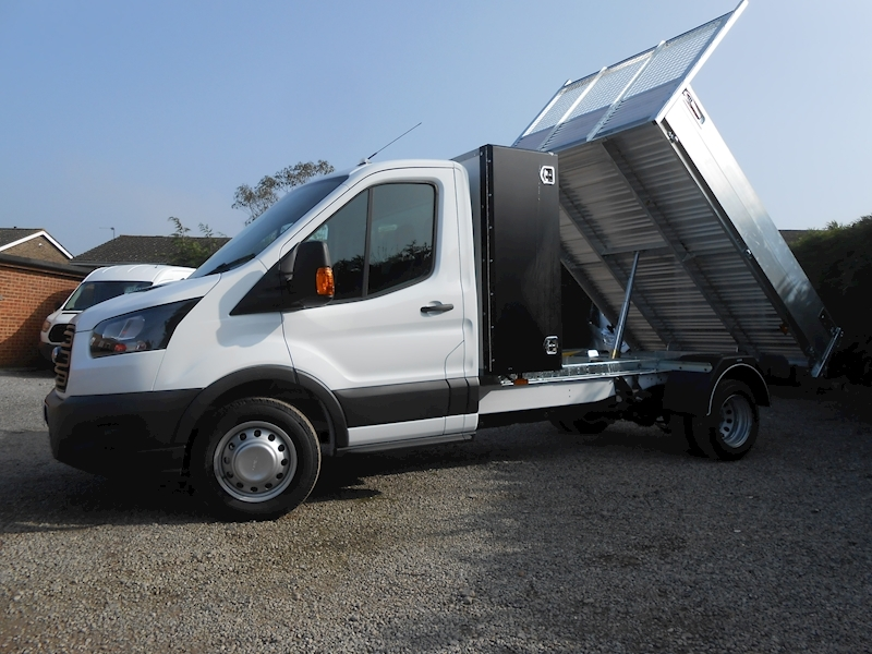 Transit 350 L3 Toolpod Alloy Tipper 2.0 130ps Euro 6 Six speed 1997 2dr Tipper Six speed manual Diesel