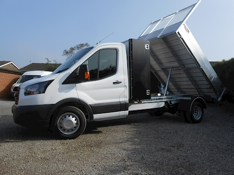 a906d85852 Ford Transit 350 L3 Toolpod Alloy Tipper 2.0 130ps Euro 6 Six speed
