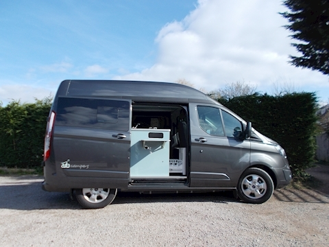 Ford Auto Camper Leisure van Automatic 170ps Hi-Line Camper
