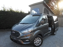 Ford Transit Custom 170ps Limited Auto Camper pop top Classic - Thumb 0