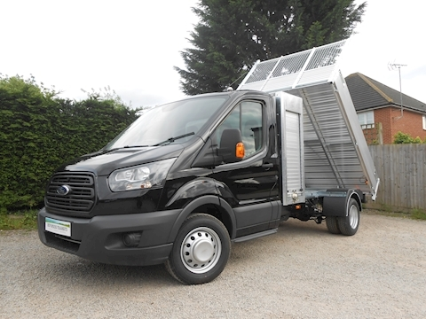 Ford Transit 350 L3 Tool Box Alloy Tipper 2.0 170ps inc Cab Air Con
