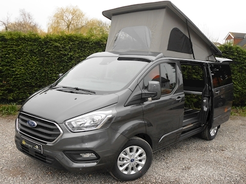 Ford Transit Custom Auto Camper Poptop mRv Multi Recreational Vehicle