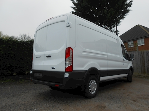 Transit 350 L3 H2 Trend Van in Cab Air con 2.0 130ps Euro 6 1996 5dr Panel Van Six speed manual Diesel
