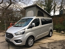 Ford Transit Custom 170ps Limited Auto Camper Classic pop top - Thumb 1