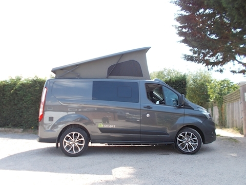 Ford Transit Custom Auto Camper Classic Pop Top with 18