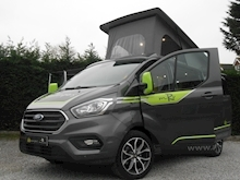 Ford Transit Custom 170ps Limited Auto Camper pop top MRV - Thumb 36
