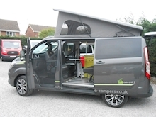 Ford Transit Custom 170ps Limited Auto Camper pop top MRV - Thumb 39