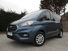 Ford Transit Custom Auto Camper mRv Pop Top 170ps - Thumb 1